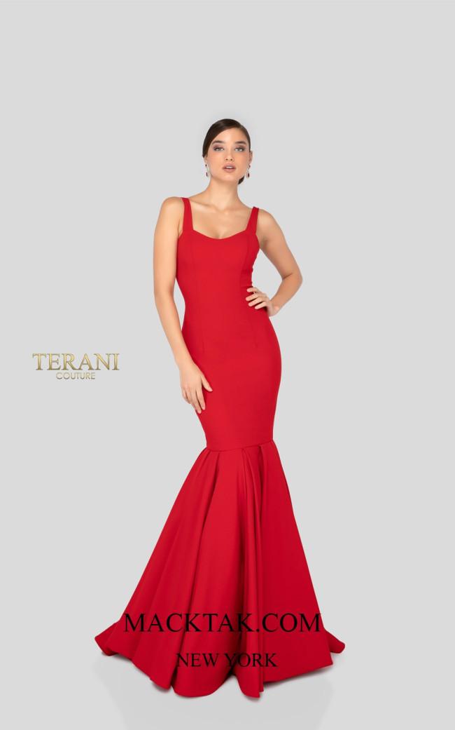 Terani 1912P8371 Front Dress
