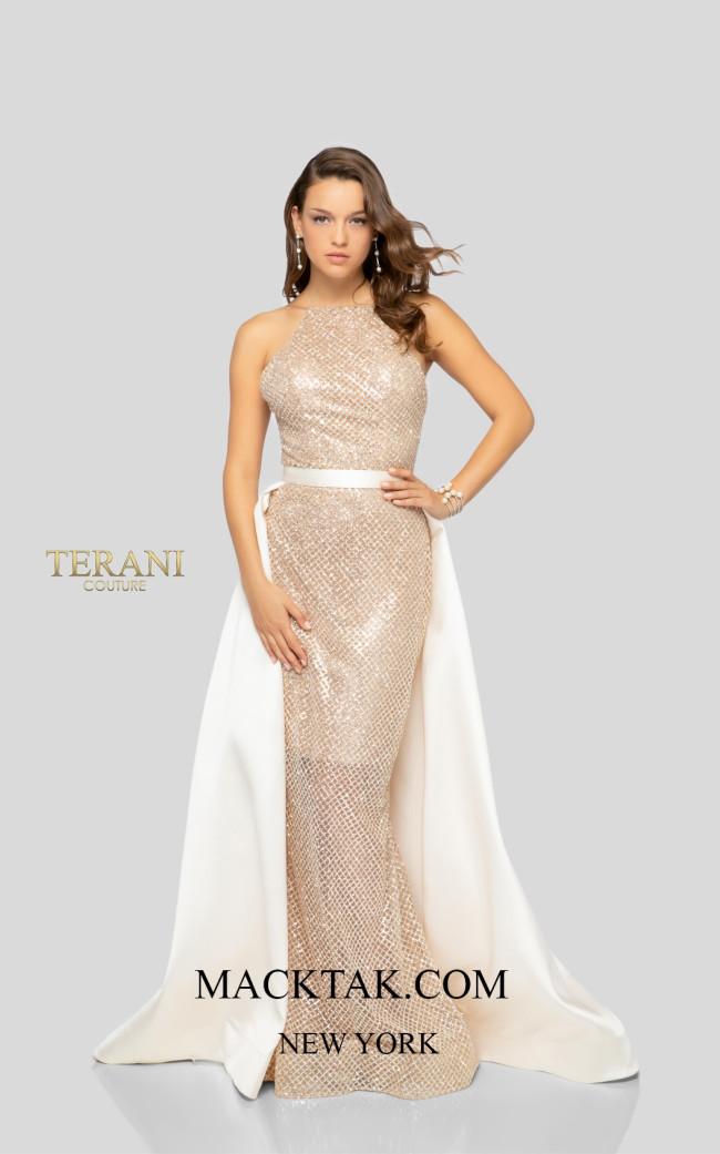 Terani 1912P8437 Front Dress