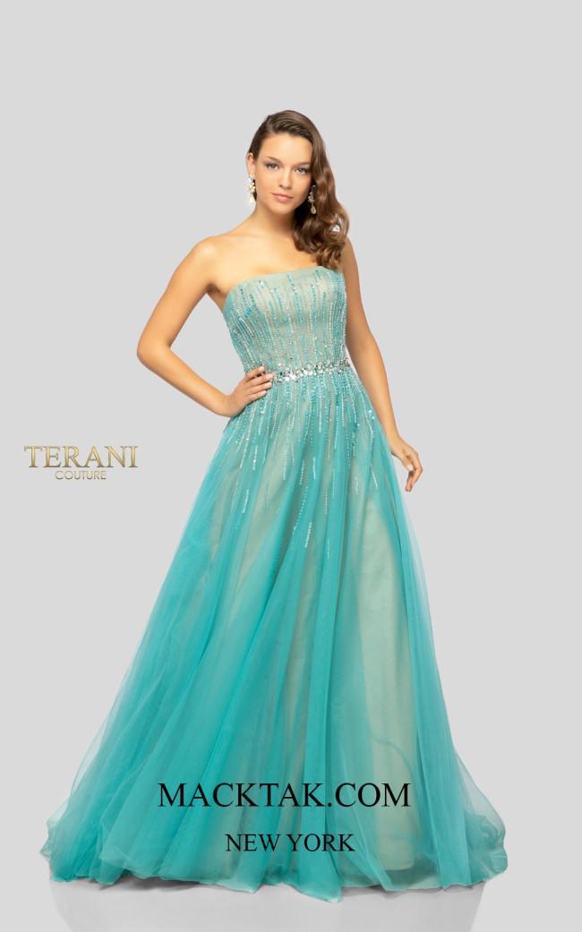 Terani 1912P8557 Front Dress