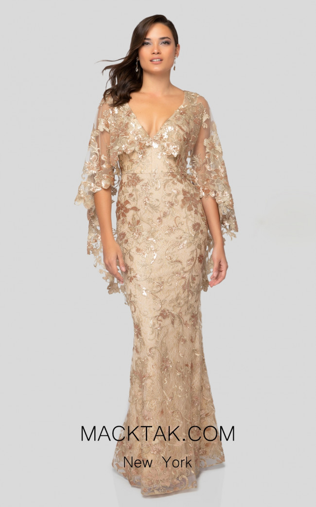 Terani 1913E9232 Front Dress