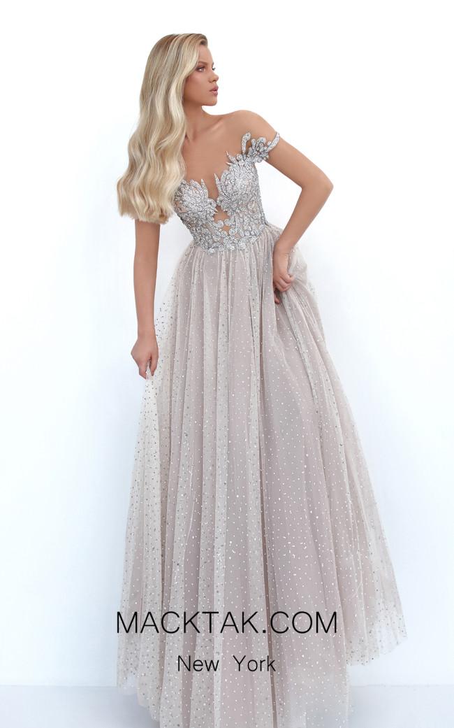 Tarik Ediz 50662 Front Dress