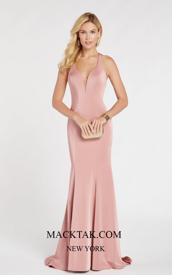 Alyce 60281 Front Dress
