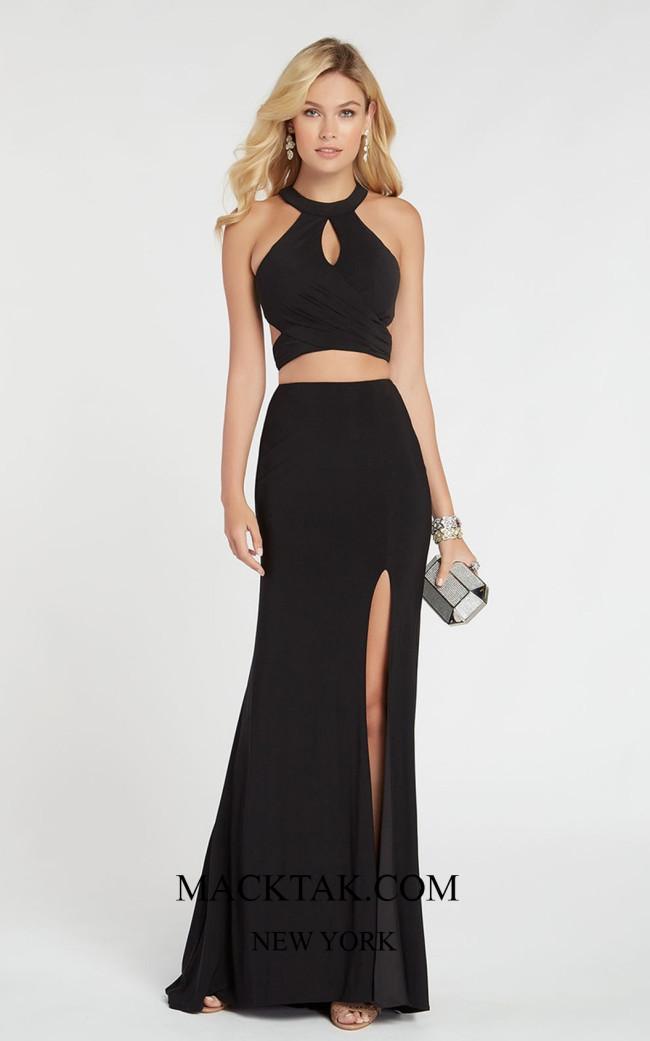 Alyce 60284 Frond Dress