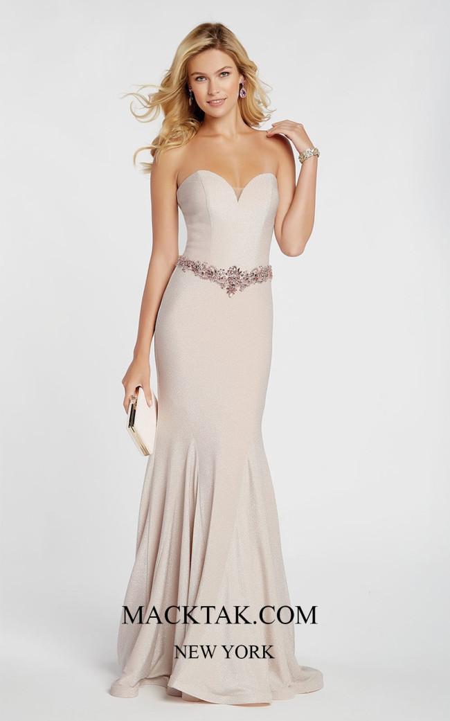 Alyce 60290 Frond Dress