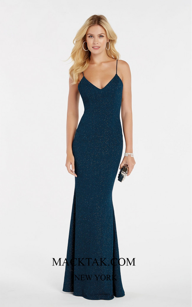 Alyce 60292 Frond Dress