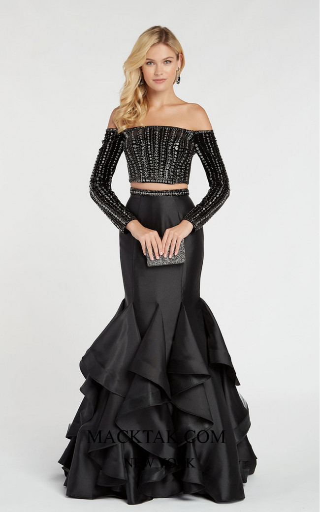 Alyce 60309 Front Dress
