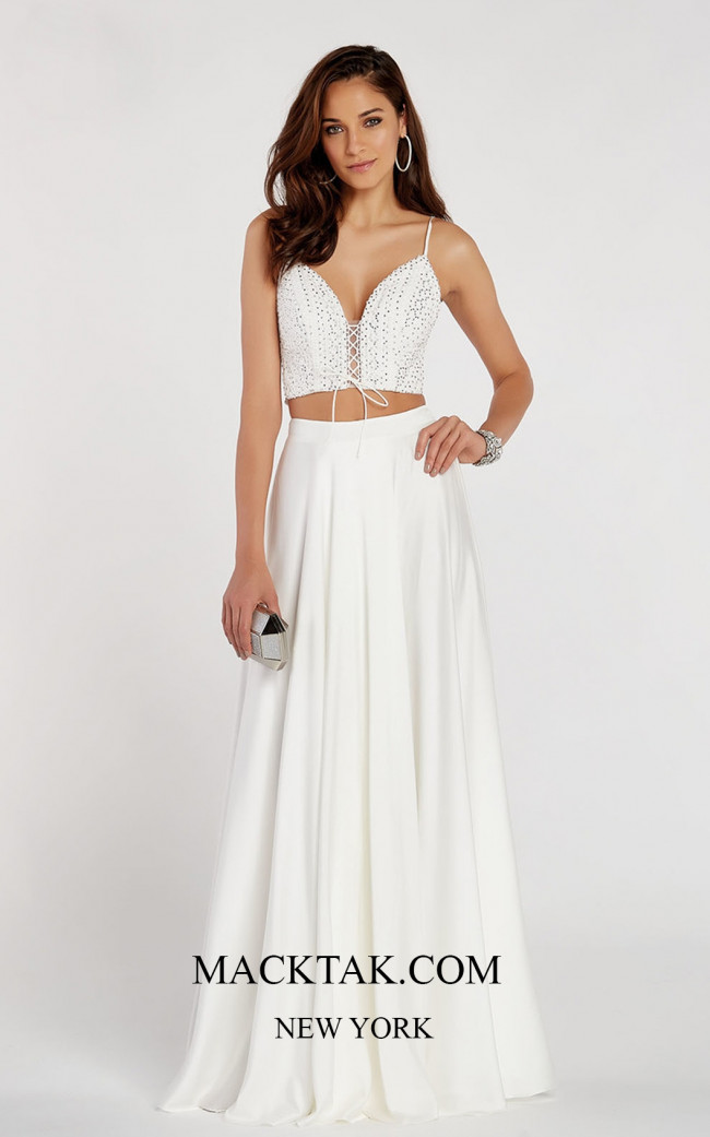 Alyce 60321 Front Dress