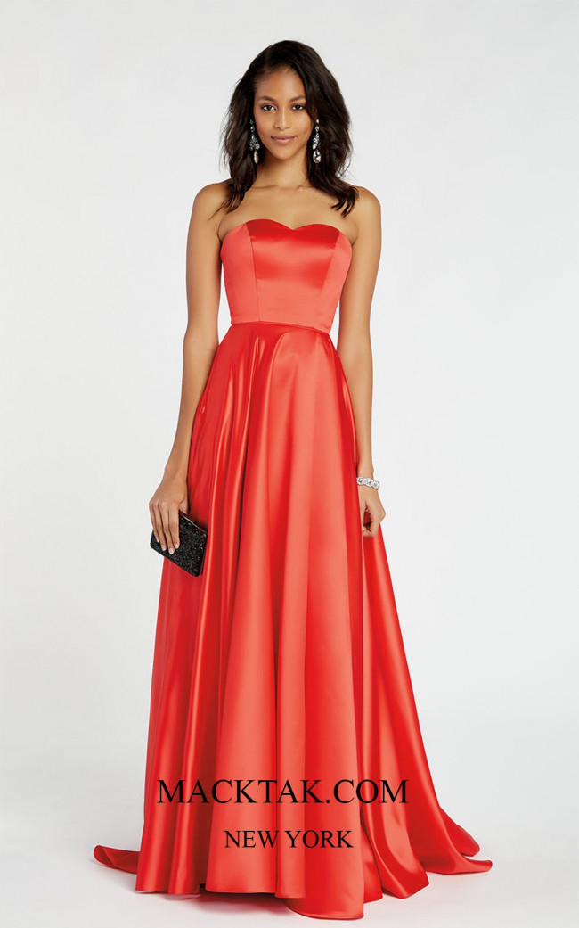 Alyce 60326 Front Dress