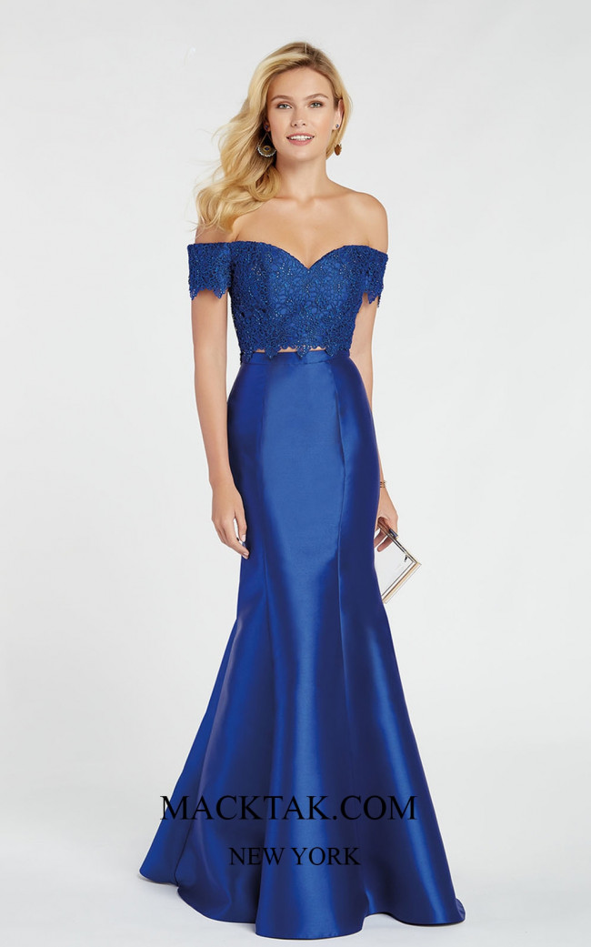 Alyce 60328 Front Dress