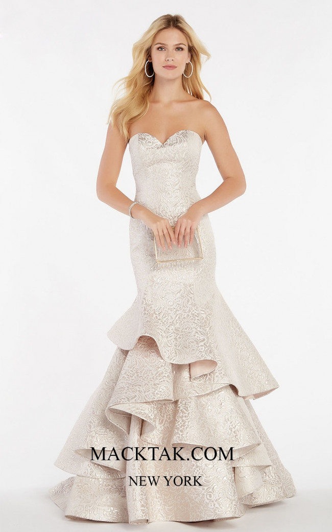 Alyce 60338 Front Dress
