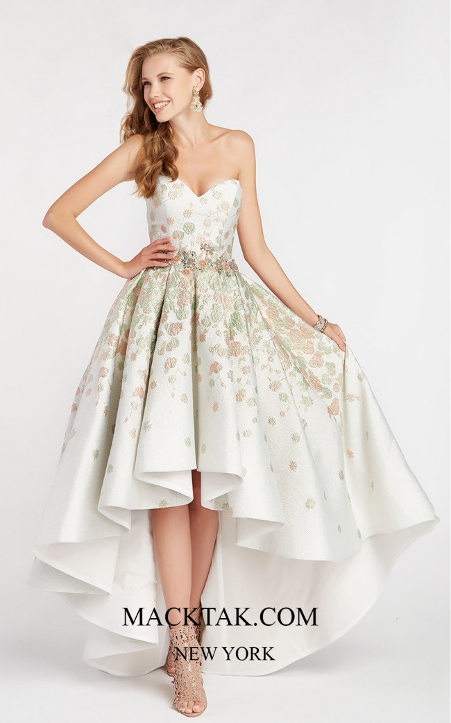 Alyce 60340 Front  Dress