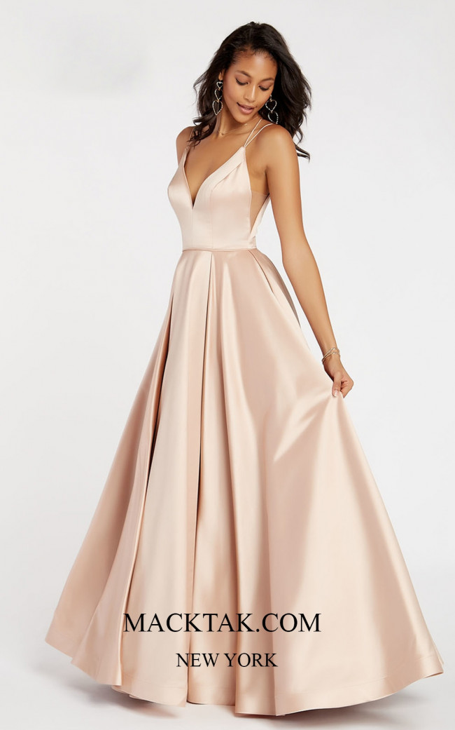 Alyce 60347 Front Dress