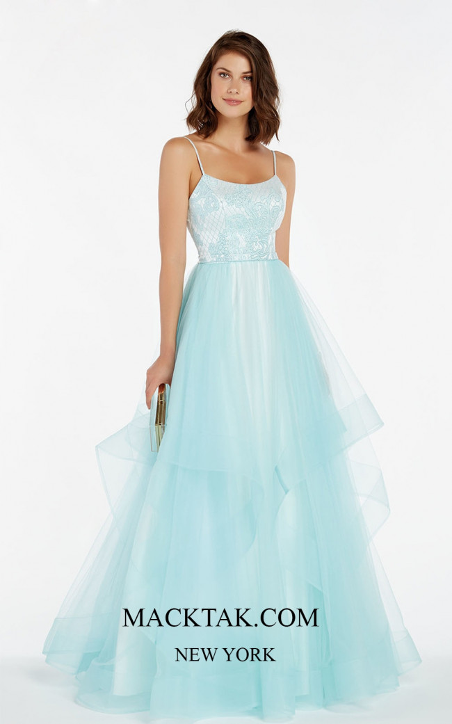 Alyce 60359 Front Dress