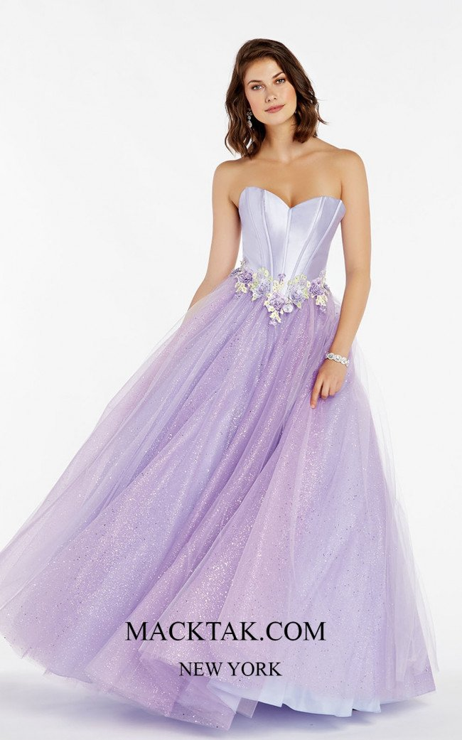 Alyce 60363 Front Dress