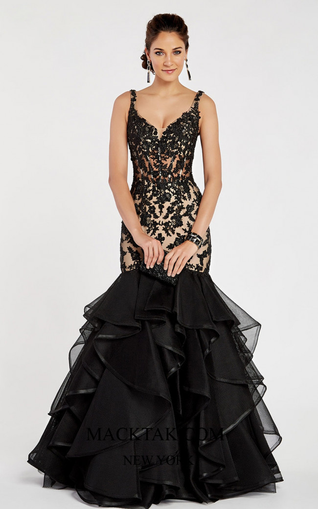 Alyce 60408 Front Dress