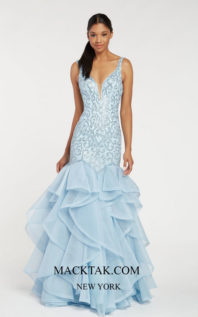Alyce 60410 Front Dress
