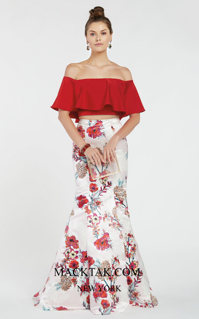 Alyce 60428 Front Dress