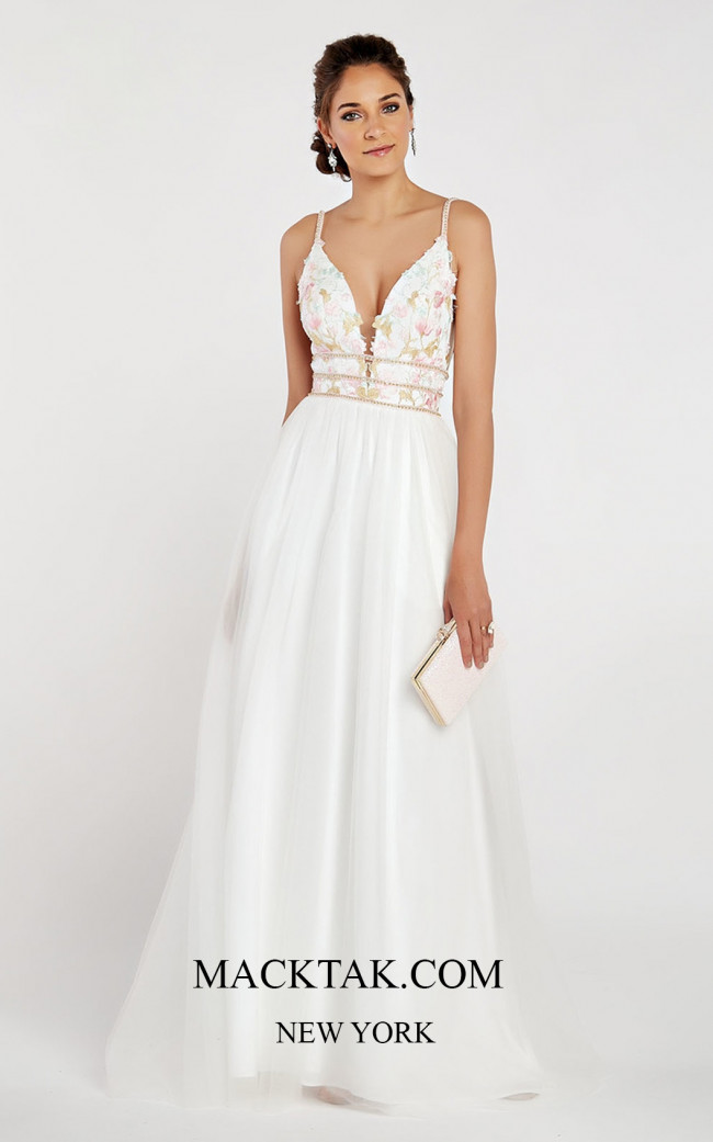 Alyce 60466 Front Dress