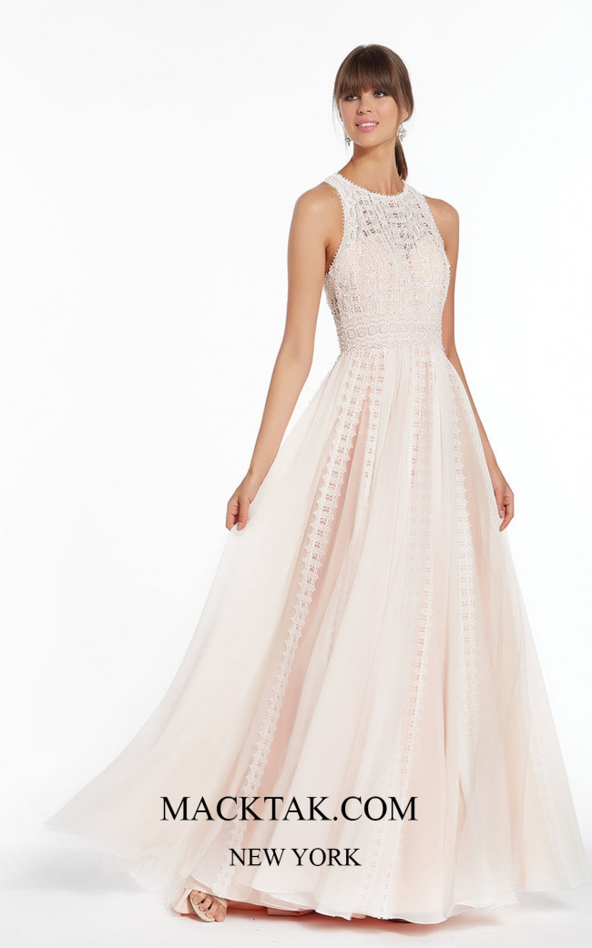 Alyce 60471 Front Dress