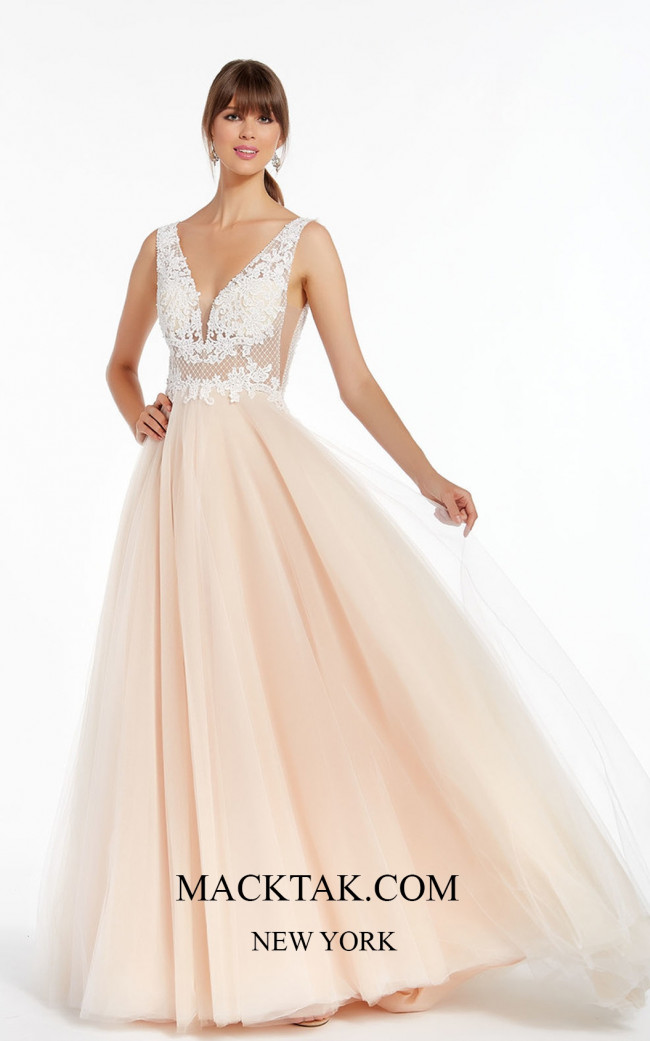 Alyce 60472 Front Dress