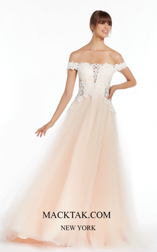 Alyce 60473 Front Dress