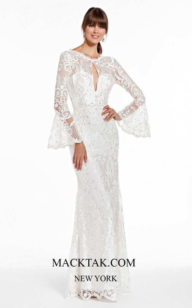 Alyce 60481 Front Dress