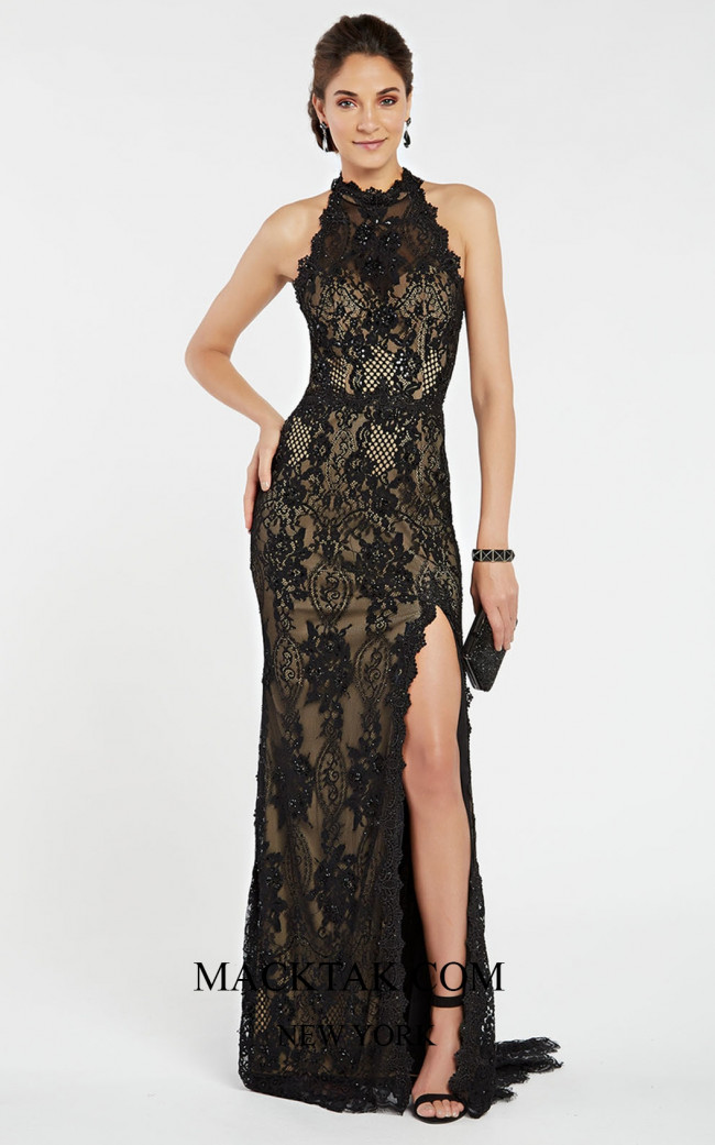Alyce 60485 Front Dress