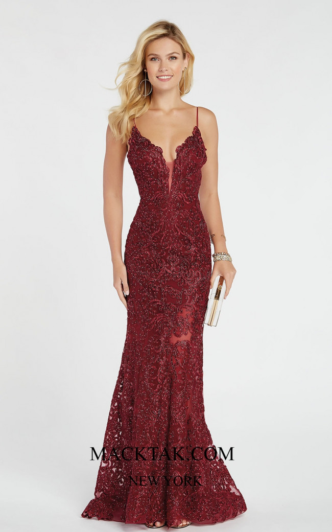 Alyce 60492 Front Dress