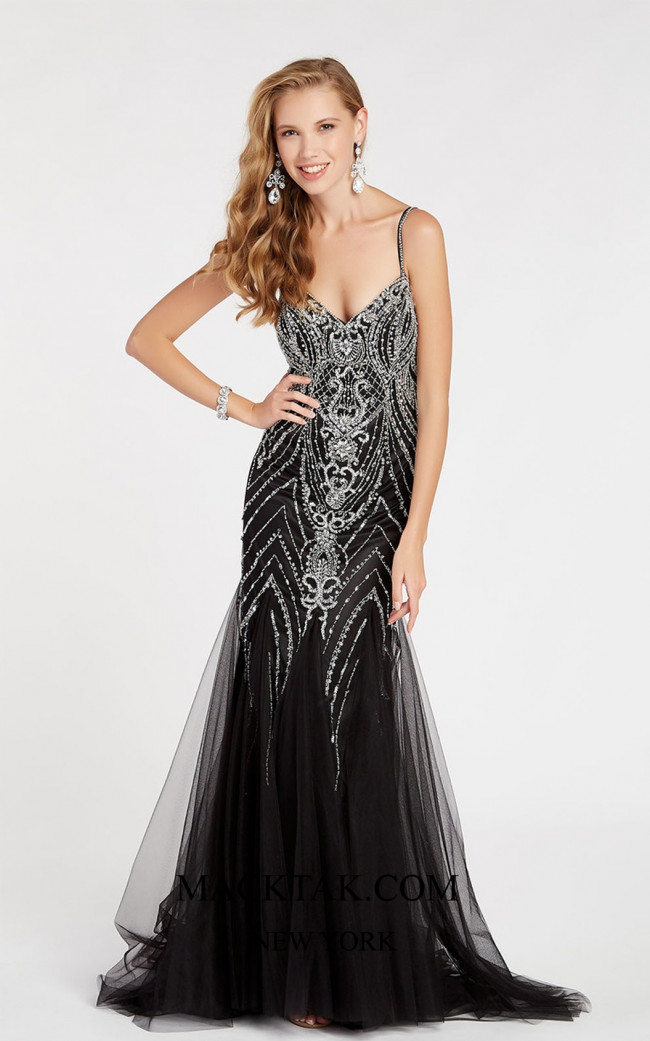 Alyce 60526 Front Dress