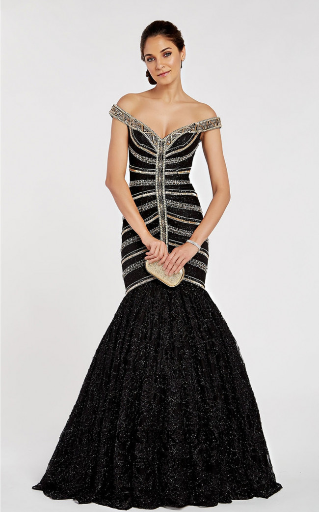 Alyce 60535 Front Dress