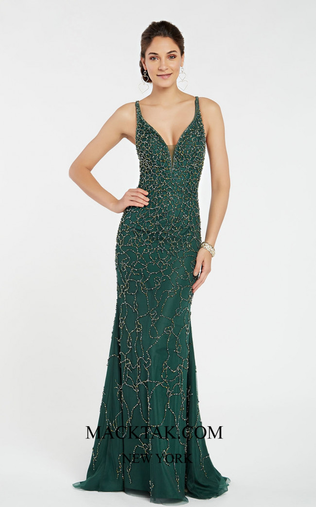Alyce 60545 Front Dress