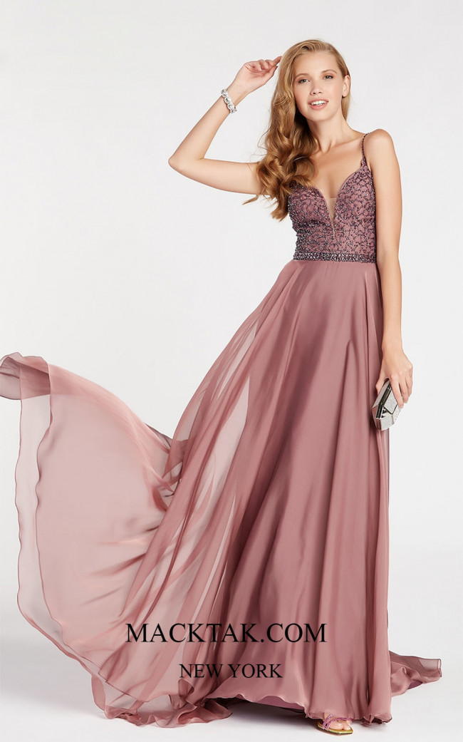 Alyce 60546 Front Dress