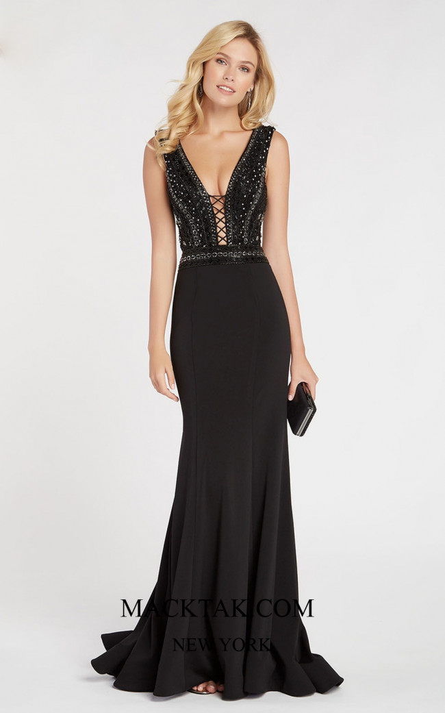 Alyce 60549 Front Dress