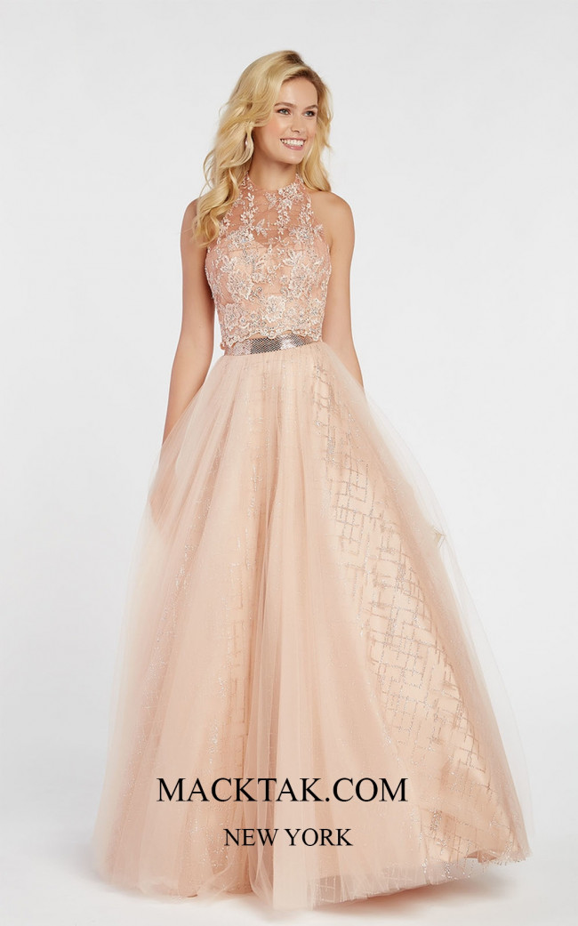 Alyce 60561 Front Dress