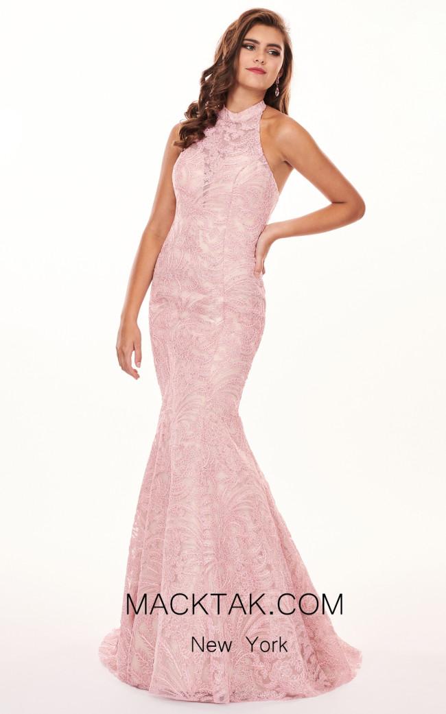 Rachel Allan 6496 Pink Front