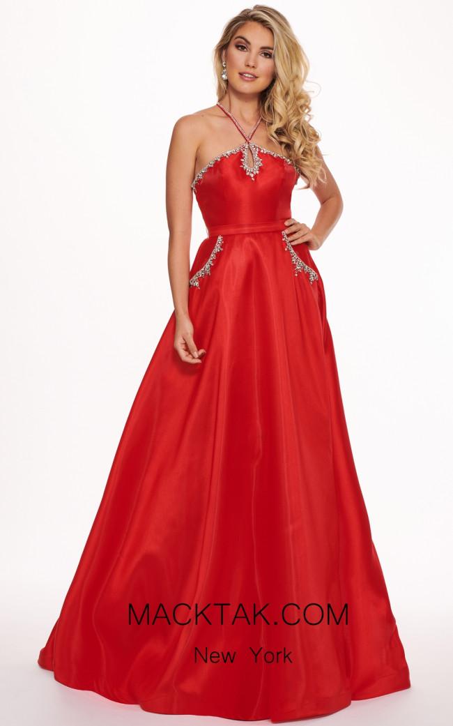 Rachel Allan 6514 Red Front