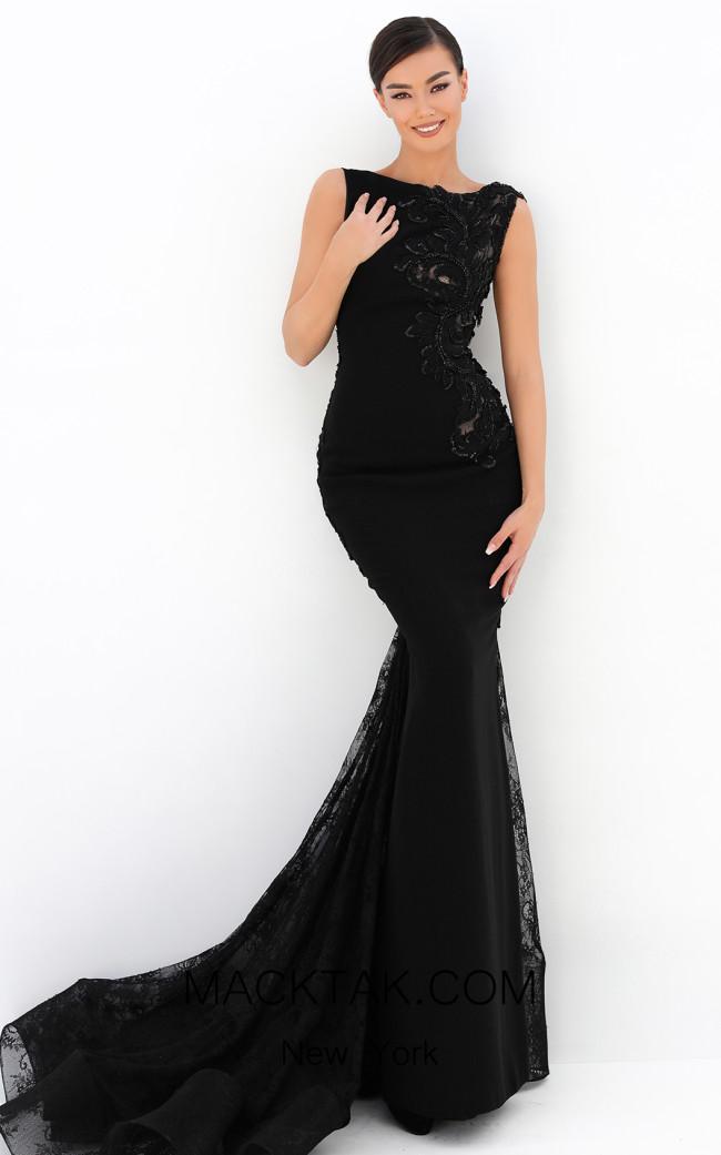 Tarik Ediz 93820 Front Dress