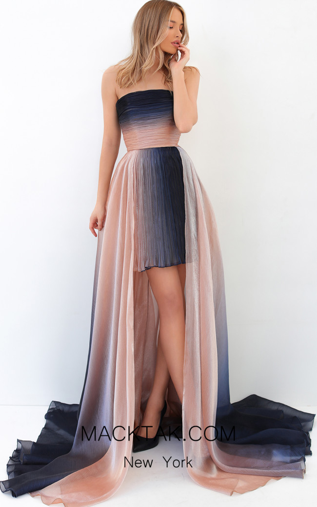 Tarik Ediz 93945 Front Dress