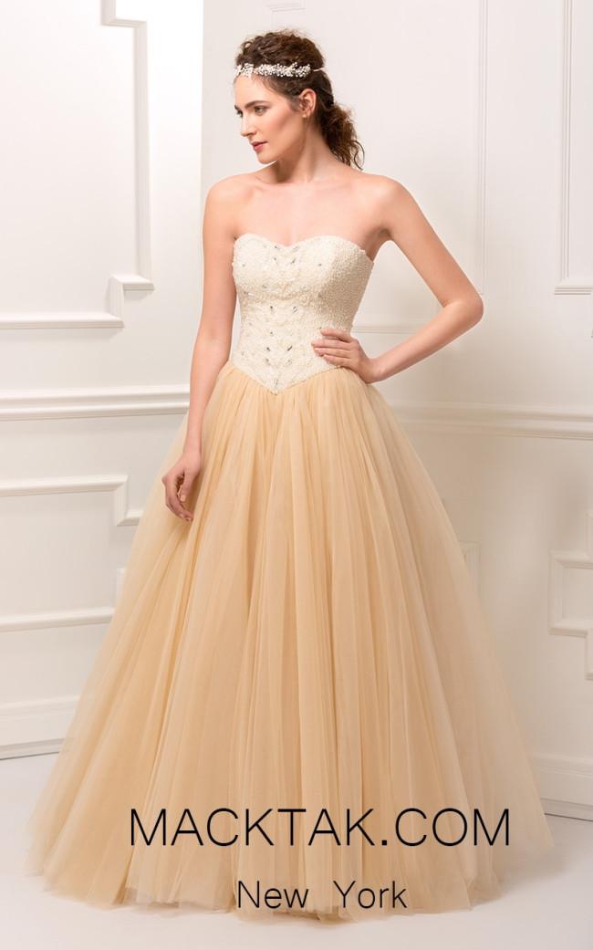 Aida Lorena AL107 Front Evening Dress