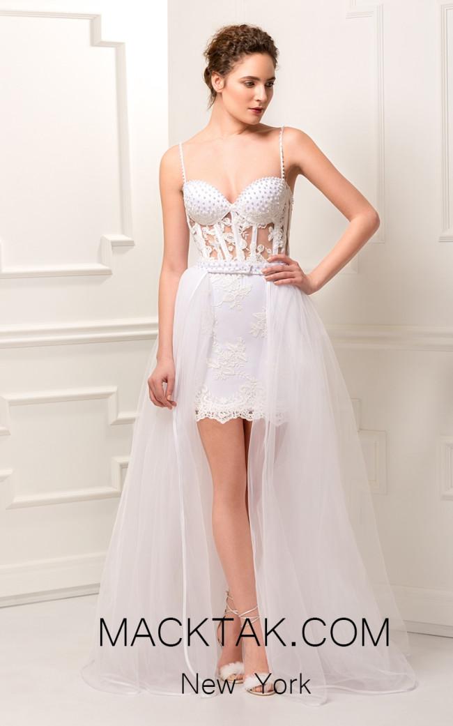 Aida Lorena AL109 Front Evening Dress