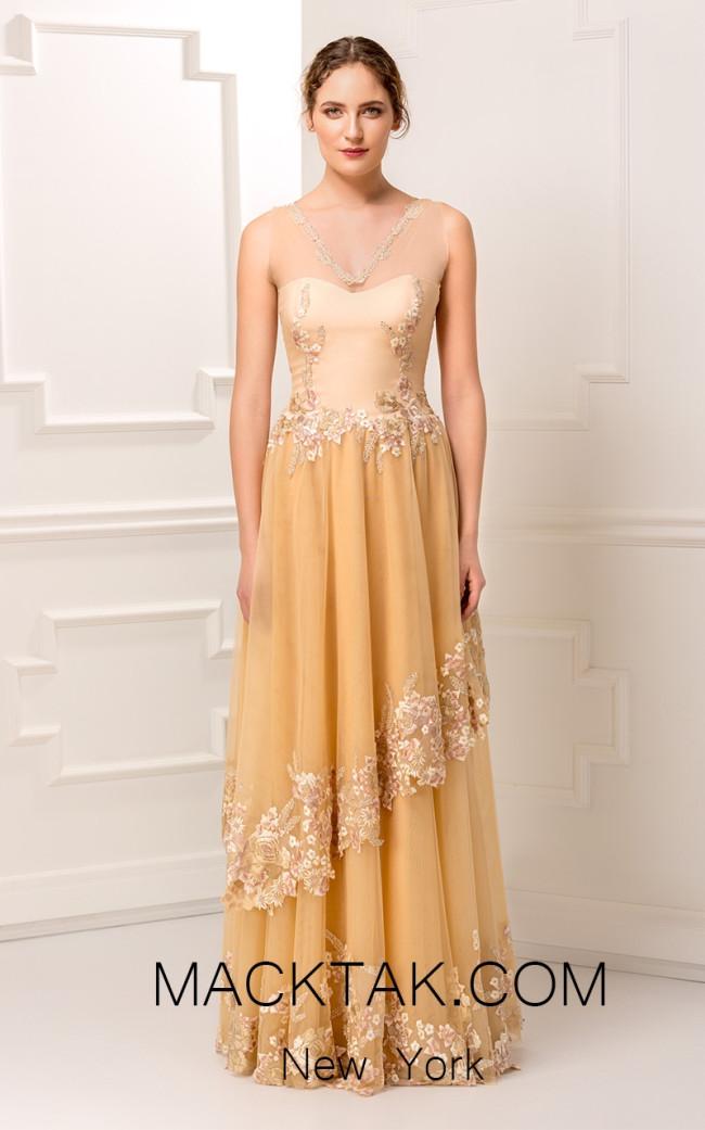 Aida Lorena AL114 Front Evening Dress