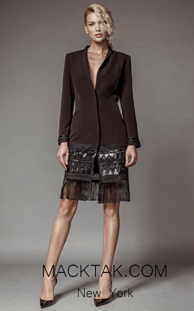 Aida Lorena SL101 Front Jacket Dress