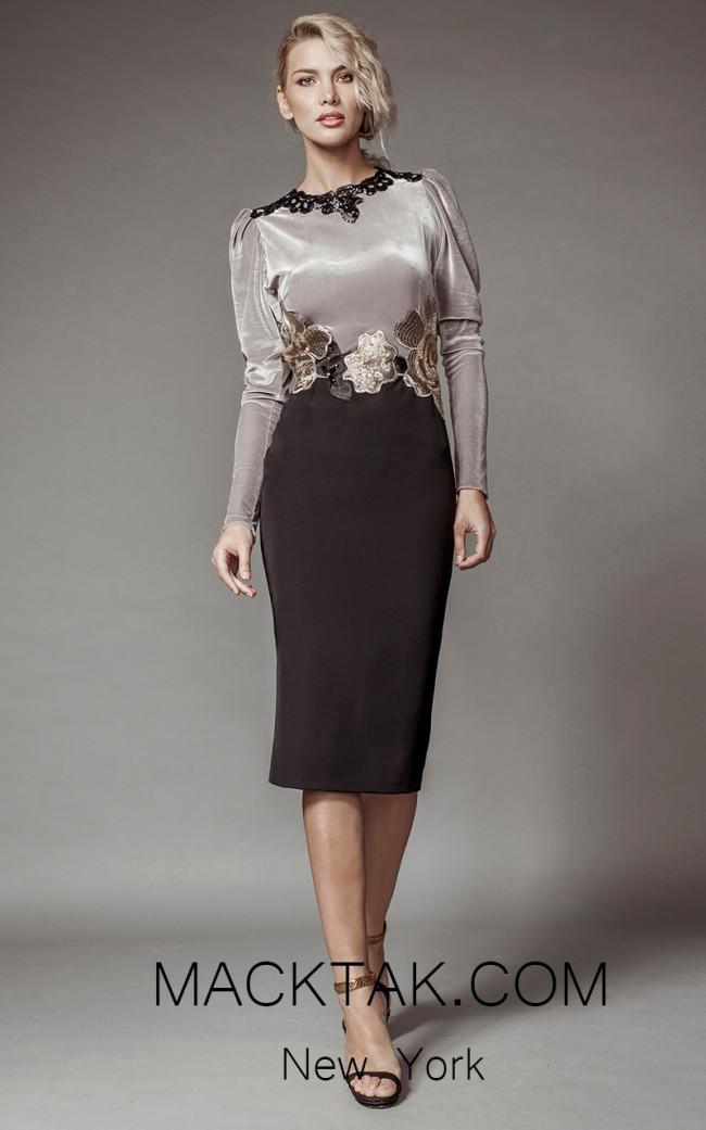 Aida Lorena SL103 Front Cocktail Dress