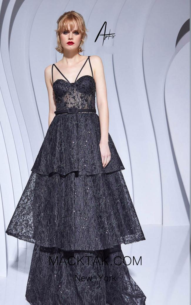 Alchera Y0660 Front Dress