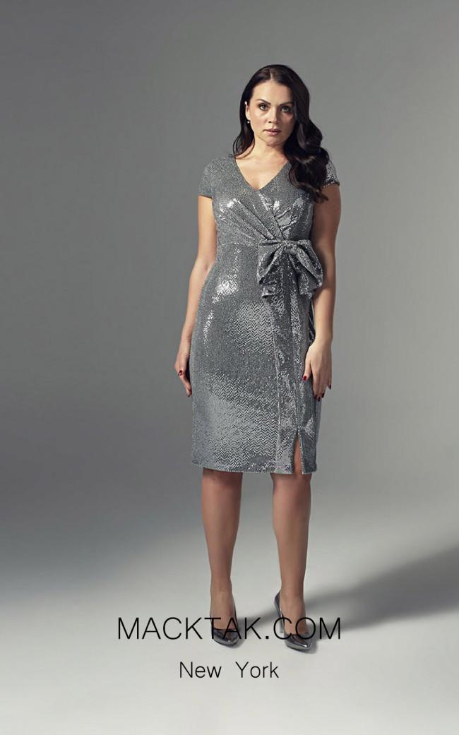 Alchera Y9197 Front Evening Dress