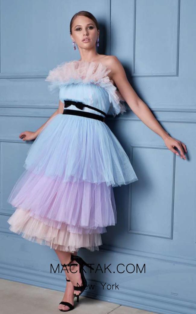 Alda Ciceu NRP SS20-31 Multi Front Dress