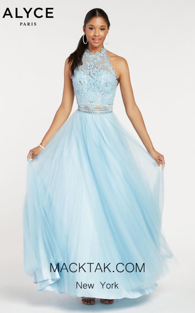 Alyce Paris 1299 Front Dress