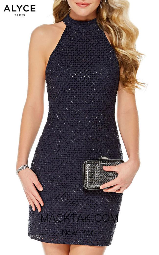 Alyce Paris 1322 Front Dress