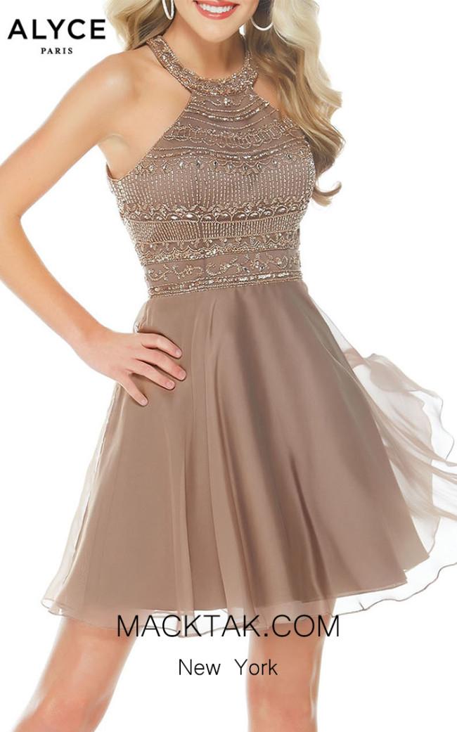 Alyce Paris 1354 Front Dress