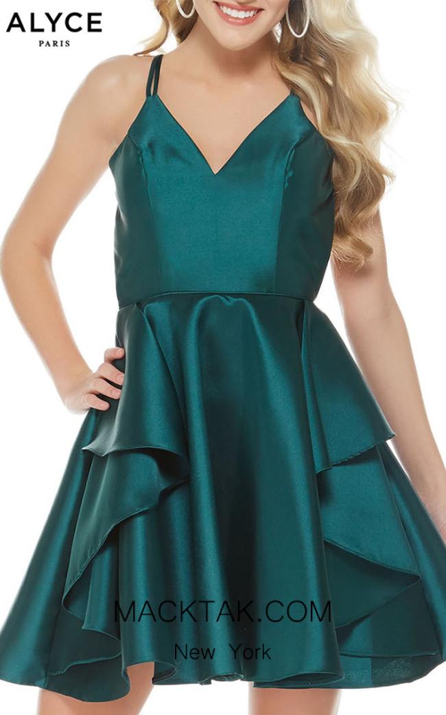Alyce Paris 1367 Front Dress